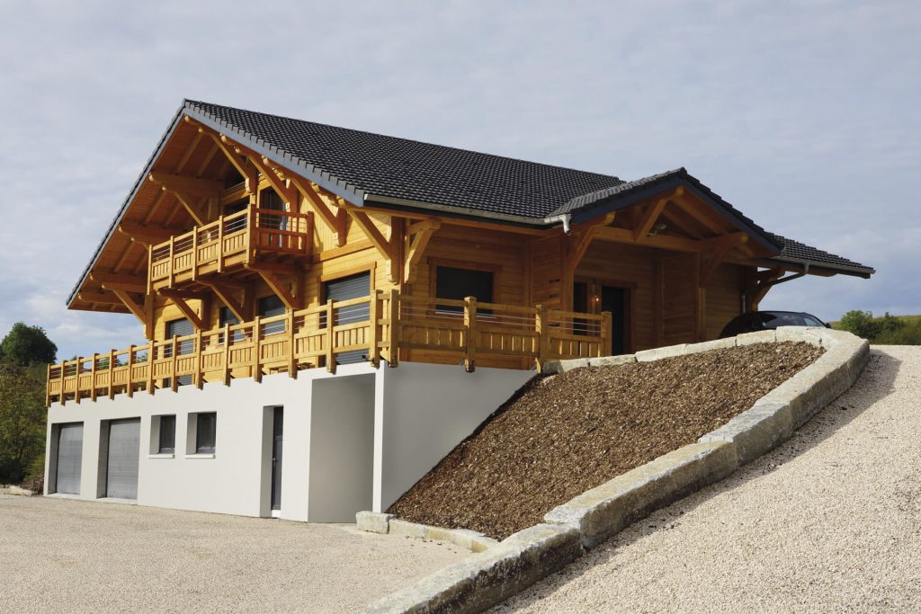 Nos maisons ossatures bois